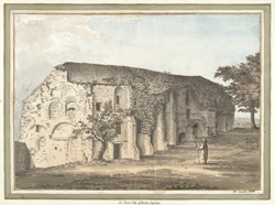 Battle Abbey, Refectory f. 42 (no. 79)